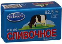 Масло Экомилк 82,5% 450гр.