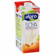 Напиток соевый без сахара и соли ALPRO 1л.