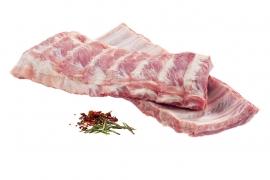 Ребра свиные барбекю деликатесные 1кг.