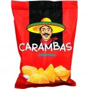 Чипсы Carambas с солью 100гр.
