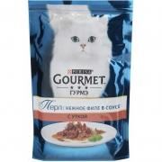 Gourmet с уткой 85гр.