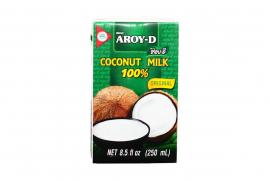 Aroy-D Кокосовое молоко 250мл.