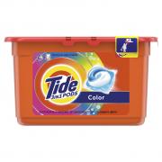 Капсулы Tide для стирки колор 12шт.