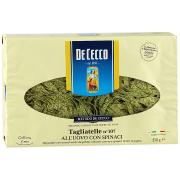 De Cecco Тальятелле со шпинатом № 107 250гр.