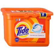 Капсулы Tide для стирки для белого 12шт.