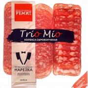 Колбаса нарезка Trio Mio 100гр.