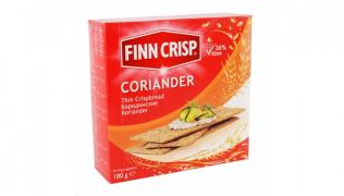 Хлебцы finn crisp бородинские с кориандром 180гр.