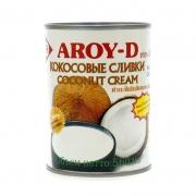 Aroy-D Кокосовые сливки ж/б 560мл.