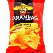 Чипсы Carambas cheese 150гр.