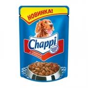 Chappi с говядиной по- домашнему 100гр.