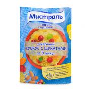Гаринир Мистраль десертный кус кусс цукатами 230 гр.
