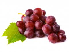 Виноград красный 500гр.