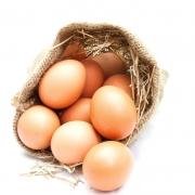 Яйцо деревенское 10шт.