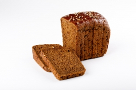 Хлеб бородинский половина 250гр.