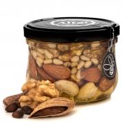Мед Sultan ассорти из орехов 150гр.