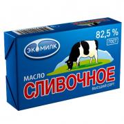Масло Экомилк 82,5% 180гр.