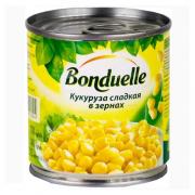 Кукуруза Bonduelle (Бондюэль) 340г.