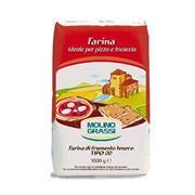 Мука пшеничная Молино Грасси (Molino Grassi) для пиццы 25кг.