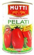 Томаты очищенные целые в томатном соке Mutti (Мутти) ж/б  2.5кг.