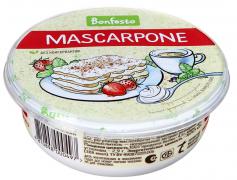 Mascarpone (Маскарпоне) Bonfesto 250гр.