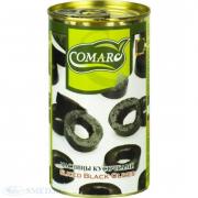 Маслины Comaro (КОМАРО) резанные 3кг.