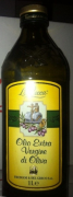 Масло оливковое La Cecca экстраверджин 1л.