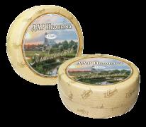 "Пошехонский сыр ТМ ""Дар Иваныча"" 45% 7,5 кг."