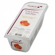 Пюре красный апельсин замороженное Boiron (Буарон) 1кг.