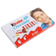 Kinder Chocolate 8 порций