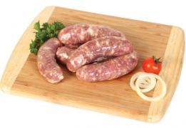 Купаты свинина+говядина домашние охл. 1кг.