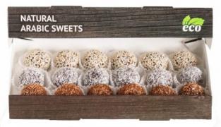 Конфеты Natural arabic sweets 250гр.