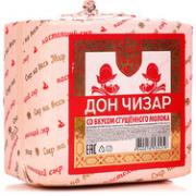 Дон Чизар ТМ Сыр на весь мир 50% 2,3кг.