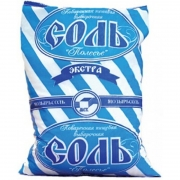 Соль пищевая Экстра 1кг.