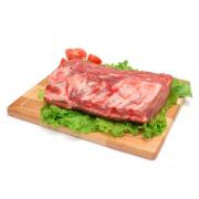 Корейка свиная на кости 1 кг.